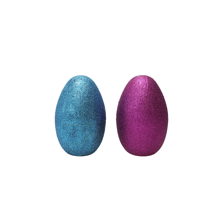 "5.5""Glitter Fillable Eggs 3"