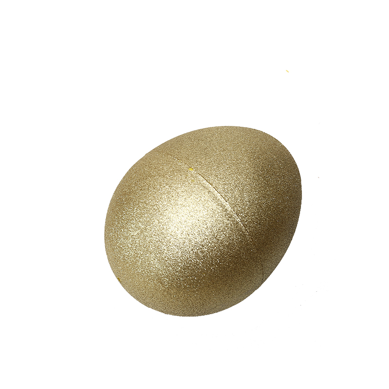 "4.4""Glitter Fillable Eggs 4"