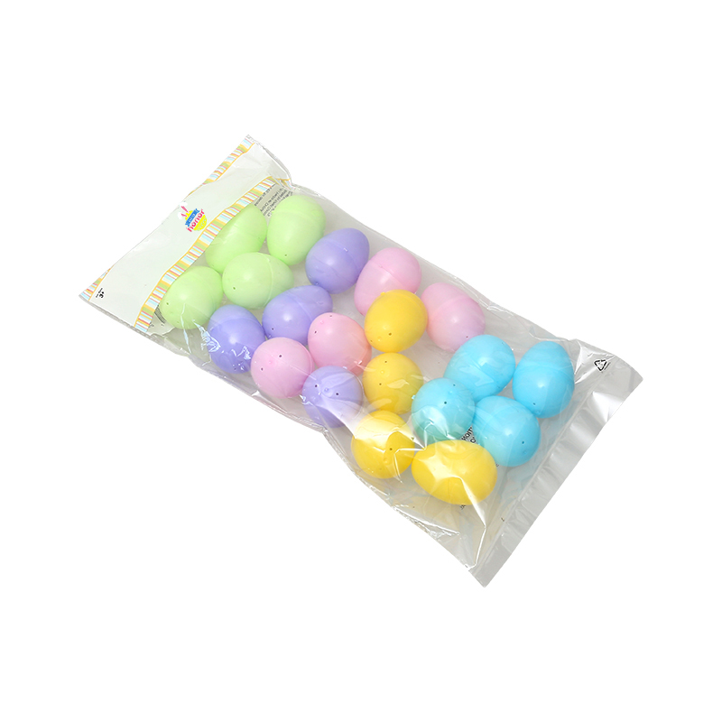 """2.5"""" 20ct Easter Eggs"""