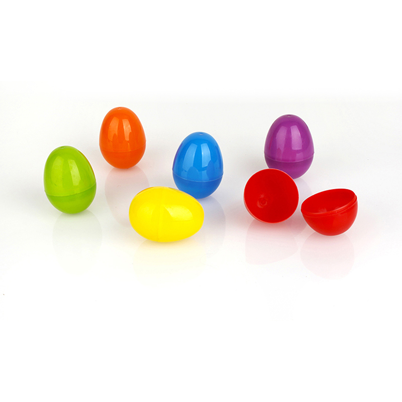 "2.5"" 12ct Easter Eggs"