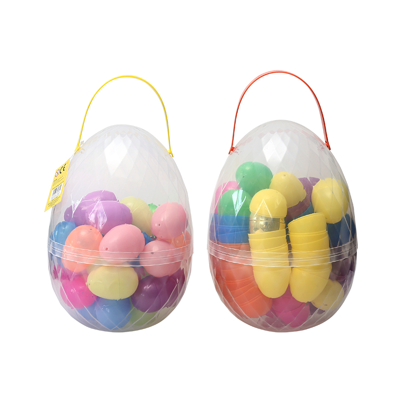 "3.5"" 18ct Easter Eggs"