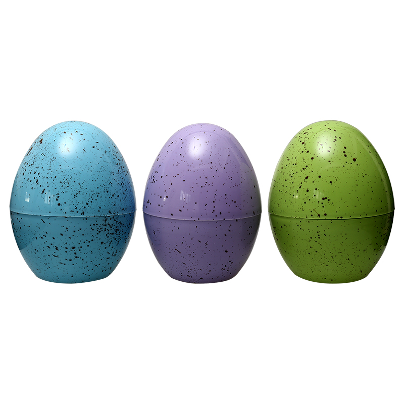 "8"" Spray Paint  Easter Eggs"