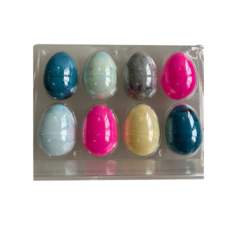 8 CM Marble Fillable Eggs-3