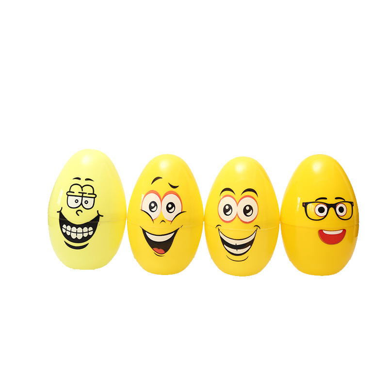 Printed Emoji Eggs