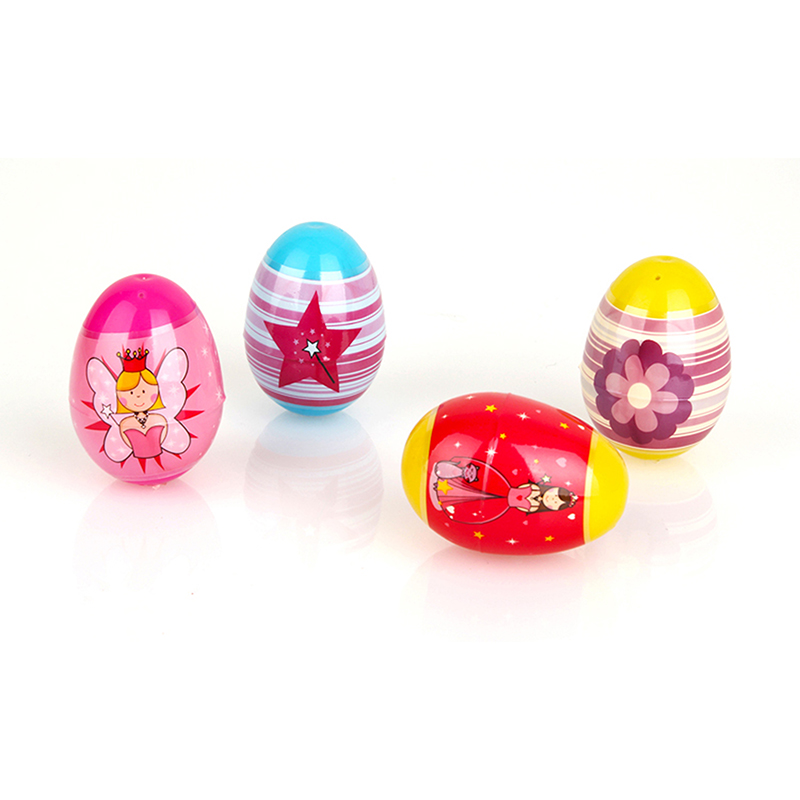 "2.5""  Thermal transfer Easter Eggs"